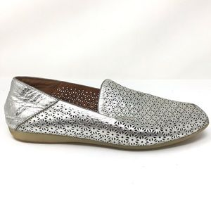 Gentle Souls Sz 8 Erin Slip On Perforated Loafers